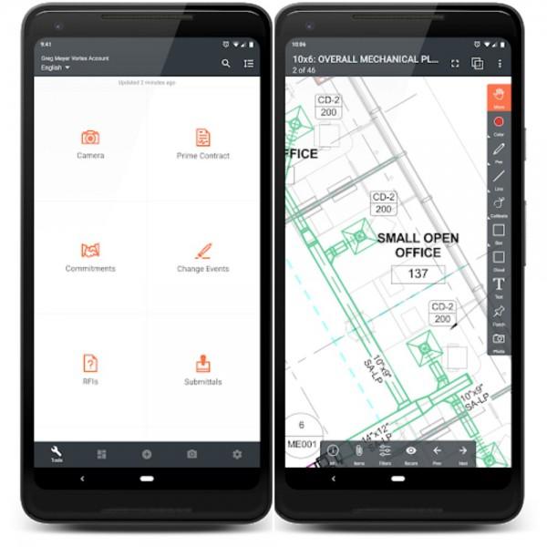 best construction management apps